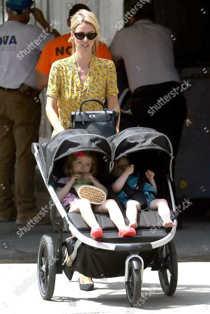 Nicky Hilton Rothschild, Teddy Rothschild and Lily Grace Victoria Rothschild