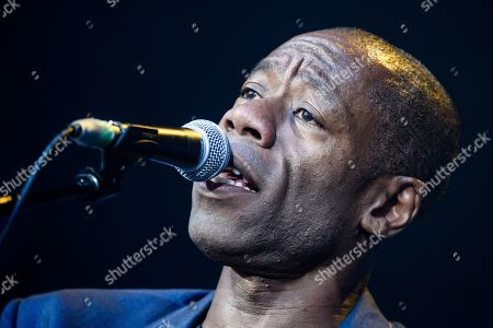Andrew Roachford performs with the band Mike and the Mechanics on stage as an opener for Phil Collins' 'Not Dead Yet' tour, in Berlin, Germany, 07 June 2019.