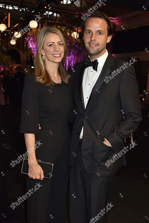 Editorial picture of Boodles Boxing Ball, London, UK - 07 Jun 2019