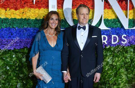 Kathleen Rosemary Treado and Jeff Daniels