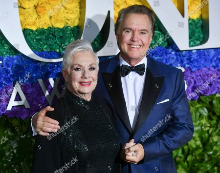 Shirley Jones and Shaun Cassidy