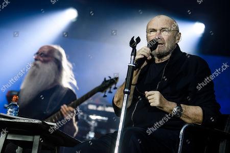 Editorial image of Phil Collins in concert, Berlin, Germany - 07 Jun 2019