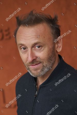 Stock Photo of Pierre Souchon