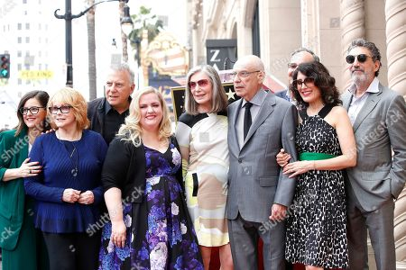 Editorial photo of Alan Arkin receives star on Hollywood Walk of Fame, Los Angeles, USA - 07 Jun 2019