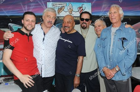 Editorial photo of East Coast Music Hall Of Fame, After Party, Cool Scoops, New Jersey, USA - 07 Jun 2019