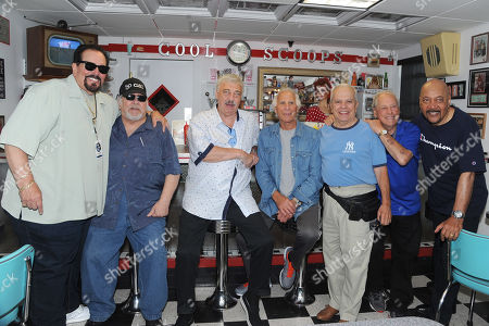 Editorial picture of East Coast Music Hall Of Fame, After Party, Cool Scoops, New Jersey, USA - 07 Jun 2019
