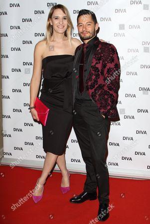 Editorial picture of DIVA Magazine Awards, London, UK - 07 Jun 2019