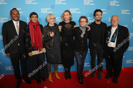 Editorial image of 'Judy and Punch' premiere, 66th Sydney Film Festival, Australia - 08 Jun 2019