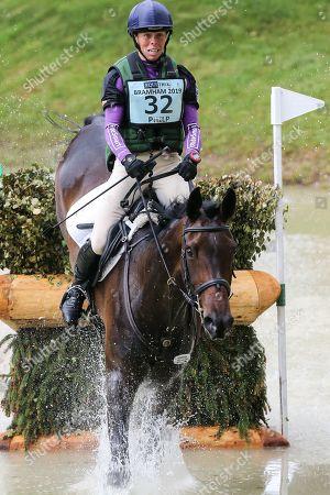 Editorial photo of 08/06/2019., Bramham International, Horse Trials - 08 Jun 2019