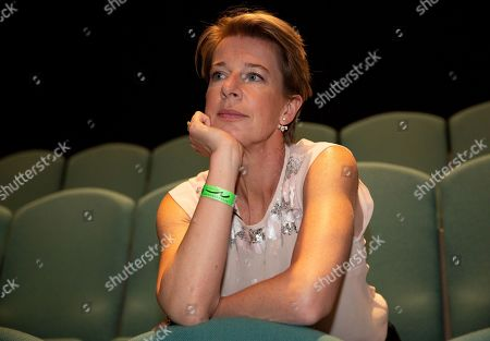 Katie Hopkins oversees the Count