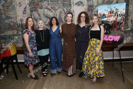 Editorial picture of New York ATAS Screening for Netflix 'Glow' New York, USA - 07 Jun 2019