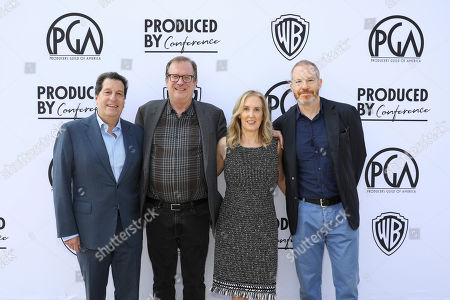 Peter Roth, Pete Hammond, Susan Sprung, Toby Emmerich. Peter Roth, Pete Hammond,Susan Sprung, and Toby Emmerich attend the Produced By Conference at Warner Bros. Studios, in Burbank, California