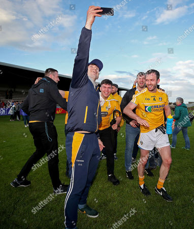 Editorial image of All-Ireland Senior Football Championship Qualifiers Round 1, Gaelic Grounds, Co. Meath  - 08 Jun 2019