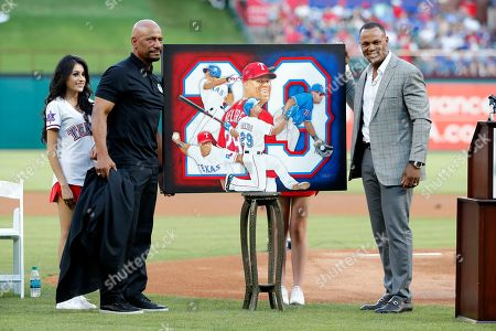 Editorial image of Athletics Rangers Baseball, Arlington, USA - 08 Jun 2019