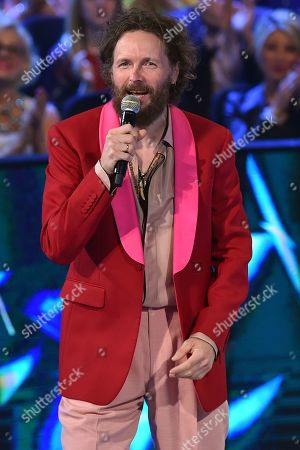 Stock Image of Lorenzo Jovanotti