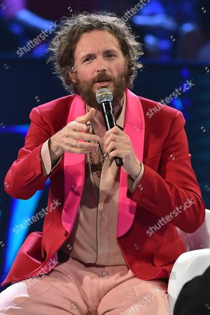 Editorial image of 'Buon Compleanno Pippo' TV Show, Rai studios, Rome, Italy - 07 Jun 2019