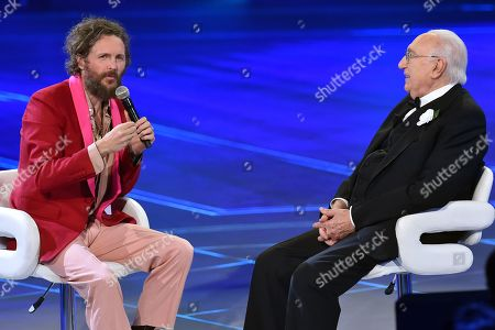 Editorial photo of 'Buon Compleanno Pippo' TV Show, Rai studios, Rome, Italy - 07 Jun 2019