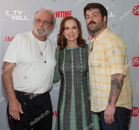 Editorial picture of 'City on a Hill' screening, arrivals, ATX Television Festival, Austin, USA - 08 Jun 2019