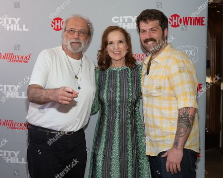 Editorial photo of 'City on a Hill' screening, arrivals, ATX Television Festival, Austin, USA - 08 Jun 2019