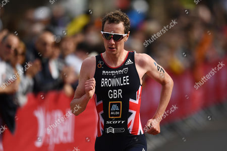 Editorial picture of AJ Bell World Triathalon Leeds, ITU World Triathlon Series, UK - 09 June 2019