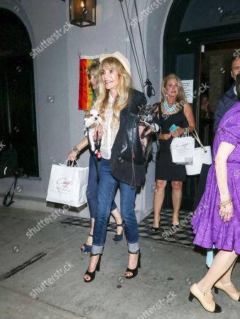 Editorial image of Celebrities at Craig's Restaurant, Los Angeles, USA - 08 Jun 2019