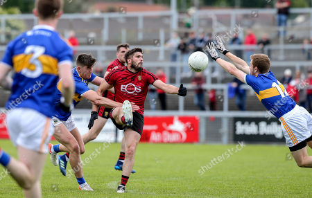 Down vs Tipperary. Down's Connaire Harrison