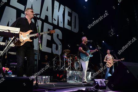 Barenaked Ladies - Kevin Hearn, Tyler Stewart, Ed Robertson and Jim Creeggan