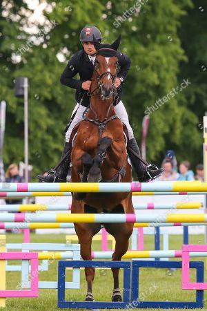 Editorial image of 09/06/2019., Bramham International, Horse Trials 2019 - 09 Jun 2019