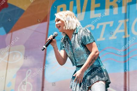 Editorial image of CMA Fest, Nashville, USA - 09 Jun 2019