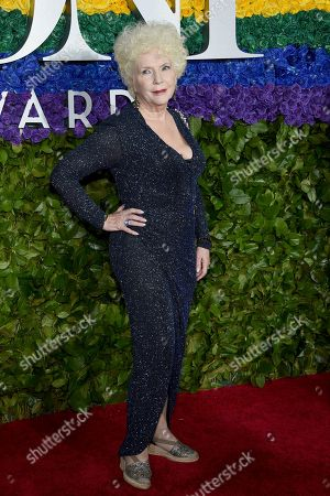 Editorial photo of The 73rd Annual Tony Awards - Arrivals, New York, USA - 09 Jun 2019