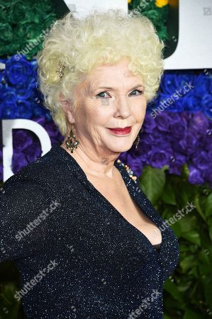 Editorial picture of The 73rd Annual Tony Awards - Arrivals, New York, USA - 09 Jun 2019