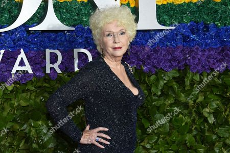 Editorial image of The 73rd Annual Tony Awards - Arrivals, New York, USA - 09 Jun 2019