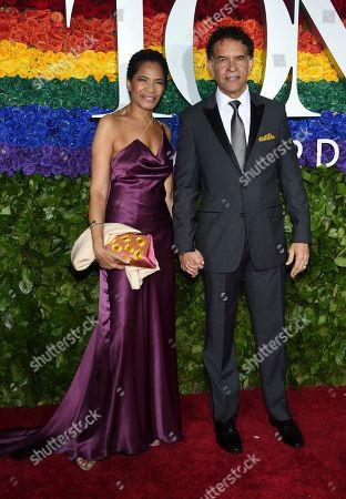 Editorial photo of The 73rd Annual Tony Awards - Arrivals, New York, USA - 09 Jun 2019