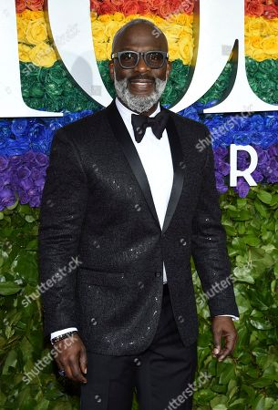 BeBe Winans arrives at the 73rd annual Tony Awards at Radio City Music Hall, in New York