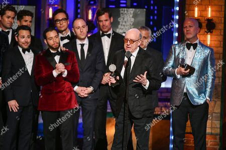 Editorial picture of The 73rd Annual Tony Awards - Show, New York, USA - 09 Jun 2019
