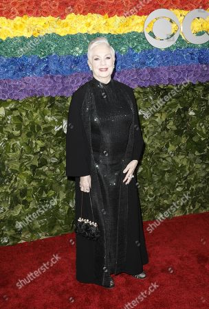 Shirley Jones attends the 73rd Annual Tony Awards at Radio City Music Halll in New York, New York, USA, 09 June 2019. The annual awards honor excellence in Broadway theatre.