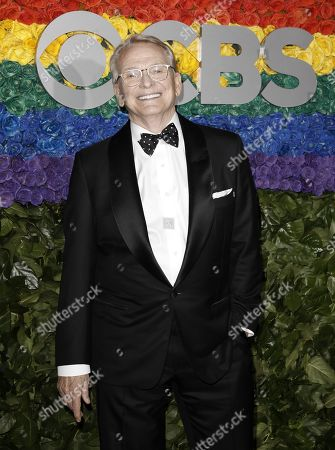 Bob Mackie attends the 73rd Annual Tony Awards at Radio City Music Halll in New York, New York, USA, 09 June 2019. The annual awards honor excellence in Broadway theatre.