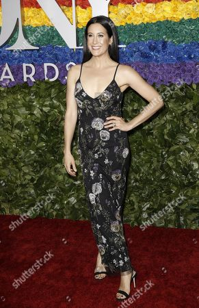 Vanessa Carlton attends the 73rd Annual Tony Awards at Radio City Music Halll in New York, New York, USA, 09 June 2019. The annual awards honor excellence in Broadway theatre.