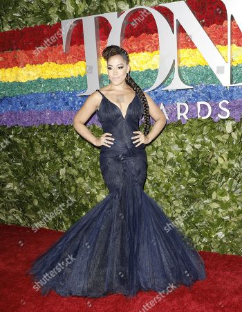 Lilli Cooper attends the 73rd Annual Tony Awards at Radio City Music Halll in New York, New York, USA, 09 June 2019. The annual awards honor excellence in Broadway theatre.