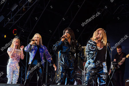 All Saints - Nicole Appleton, Shaznay Lewis, Melanie Blatt and Natalie Appleton