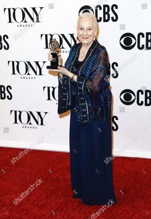 Editorial image of 73rd Annual Tony Awards, Press Room, Radio City Music Hall, New York, USA - 09 Jun 2019