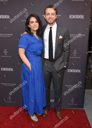 Abbi Jacobson and Nick Paley