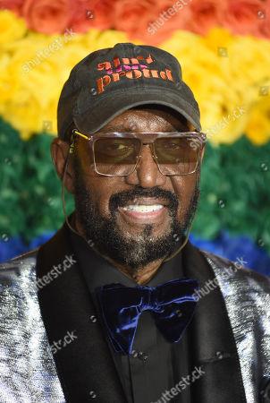 Stock Picture of Otis Williams