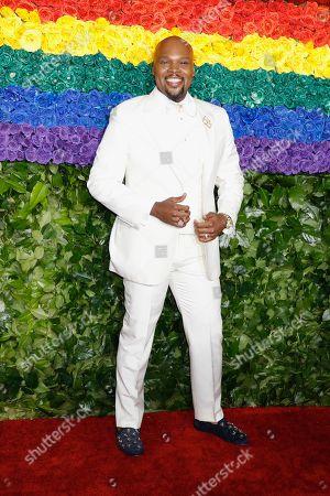 Editorial image of 73rd Annual Tony Awards, Arrivals, Radio City Music Hall, New York, USA - 09 Jun 2019