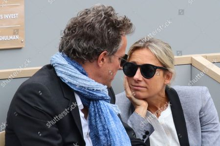 Editorial image of French Open Tennis Championships, Day 15, Roland Garros, Paris, France - 09 Jun 2019