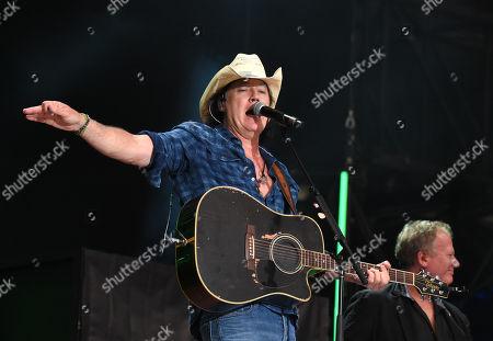 Editorial photo of CMA Fest, Nashville, USA - 09 Jun 2019