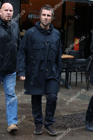 Editorial picture of Liam Gallagher and Debbie Gwyther out and about, London, UK - 10 Jun 2019