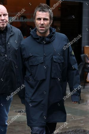 Editorial photo of Liam Gallagher and Debbie Gwyther out and about, London, UK - 10 Jun 2019