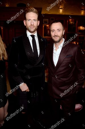 Craig McGinlay and Jason Atherton