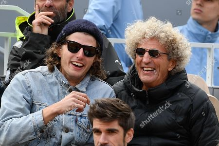 Editorial photo of French Open Tennis Championships, Day 13, Roland Garros, Paris, France - 07 Jun 2019